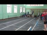 16.02.2014 г. ОЧ г.Кирова *Куклин Андрей - старт забега на 100 м.