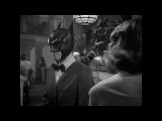 Batman in Classic Movie Scenes / ������ � ������� (RUS)