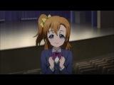 Love Live! School Idol Project / Живая любовь! Проект Школьный Идол - 3 серия (Trina_D)