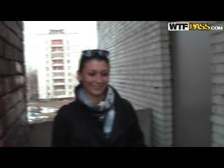 Российские пикаперы развели на секс еще одну российскую шлюшку за средства